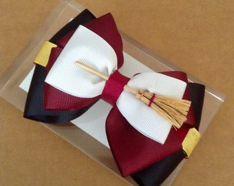 Harry Potter Girl Hair Bow....