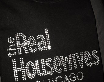 The Real Housewives of...Rhinestone t-shirt