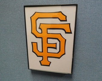 San Francisco Giants Wall Art