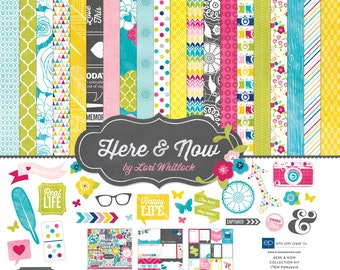 Echo Park Collection Kit - Here & Now