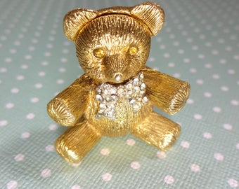 Max Factor Bear Solid Perfume