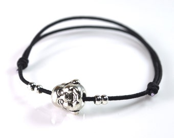 Bouddha bracelet cord
