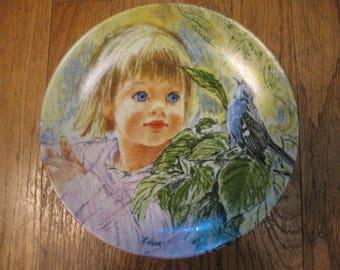 Frances Hook Legacy...1986 Plate