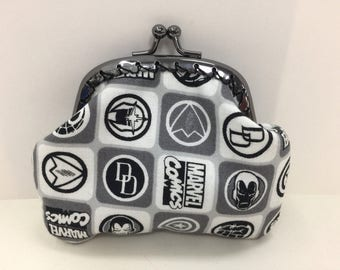 Marvel Comics Coin Purse
