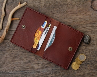 Leather Card Wallet, Card Holder, Leather Wallet, Mens Wallets, Men's Leather Wallet, Coin Purse, Leather Coin Purse, Mens Wallet.