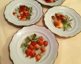 4 Schumann Arzberg Germany Bavaria Salad Plate