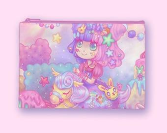"Cosmetic Bag ""Sweet Lolita Adventure"""