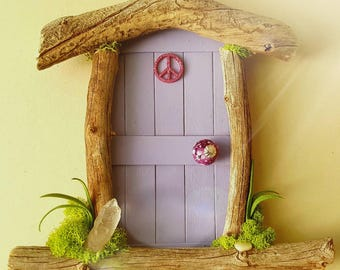 Peace Sedona Fairy Door Made to Order