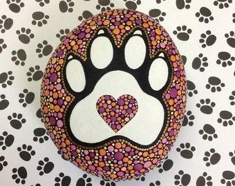 Puppy Paw Stone (Large)
