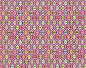 1/2 yard TABBY ROAD by Tula Pink for Free Spirit Cat Eyes-Marmalade Skies