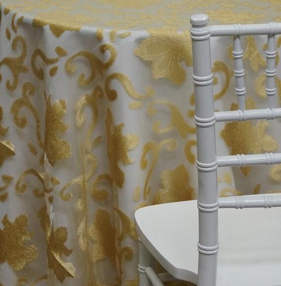 Fleur De Lis In Gold Ideal For Events Parties & Home Decor