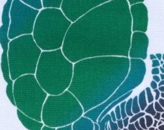 Hawaiian Green Sea Turtle (Honu) Kitchen Towel