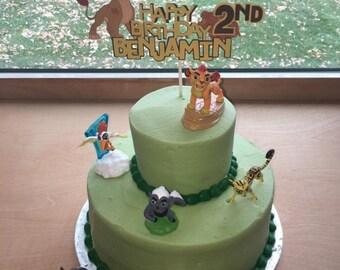 Lion guard cake Etsy