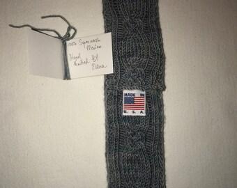 Hand Knitted Headband