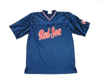 Vintage Boston Red Sox Baseballs Jersey