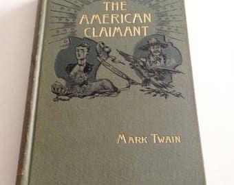 1st Edition Mark Twain