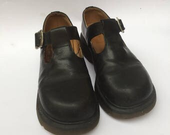 Vintage 90's Dr Marten's shoes size 39, uk6