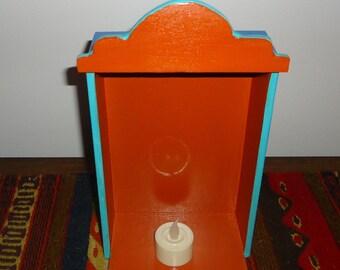 Handmade Wood Altar or Shrine