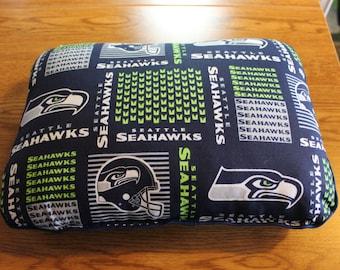 """Seattle Seahawks 12""""X16"""" pillow"""