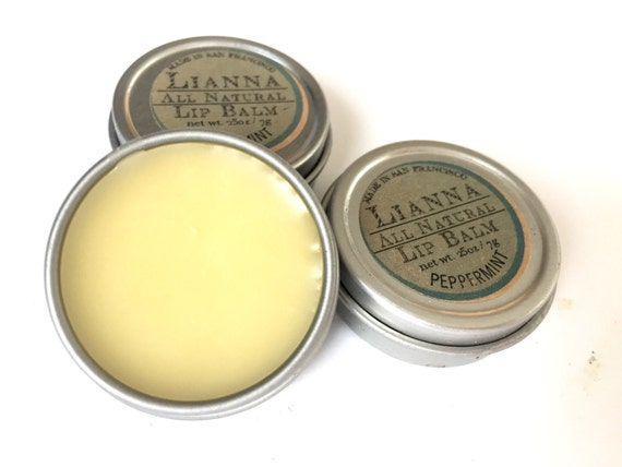 Lip Balm- Peppermint or Grapefruit