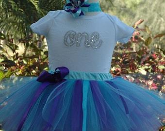 blue purple tutu,birthday tutu,turquoise tutu,photoprop,newborn baby tutu,birthday tutu,toddler tutu,cakesmash tutu baby girl birthday