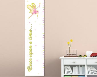 Fairy and Circus Princess Growth Charts for Girls - Children's Growth Chart - Circus Princess Height Chart - Fairy Height Chart - GC925