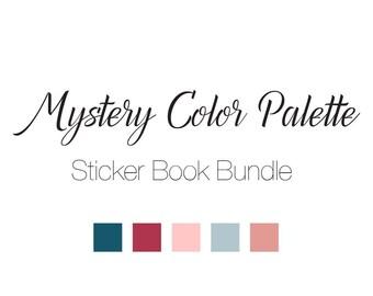 Annie Sticker Book PRINTABLE Sticker Bundle -Instant Download, printable planner stickers