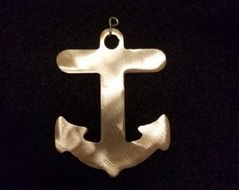 Anchor Ornament