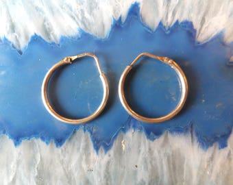 Sterling Silver Earrings Vintage Stash