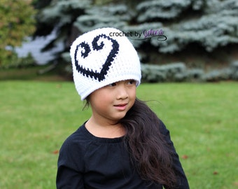 Hmong Heart Graphed Beanie