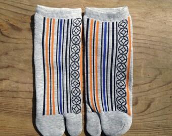 Ankle Tabi Split Toe Socks Flip Flop Socks