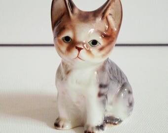 Vintage kitty cat ornament