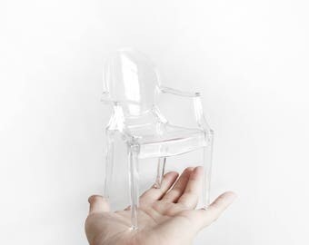 Starck Ghost Armchair in 1/6th