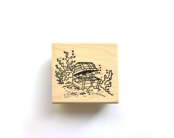 Treasure Chest Stamp