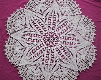 Starling Doily 20""