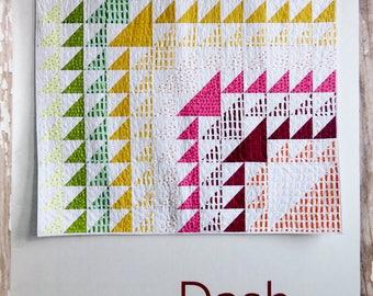 Dash Quilt Pattern - Heather Jones Studio - HJ007