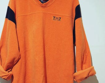 20% off * Vintage Tommy Hilfiger sweatshirt/crewneck-90's