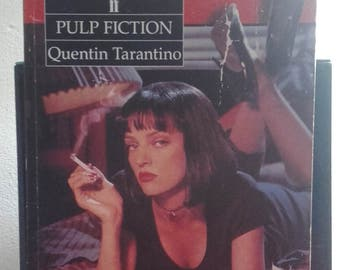Pulp Fiction screenplay book