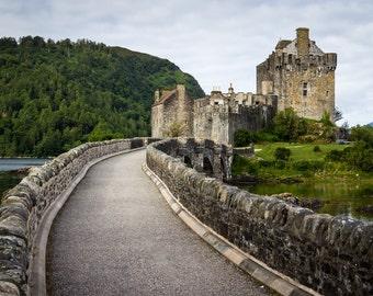 Fine Art Photography, Scotland, Eilean Donan Castle