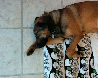 Large Custom Dog Bed Cover