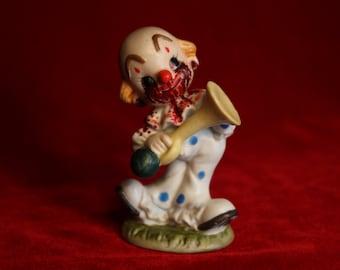 Ebola Clown Figurine.