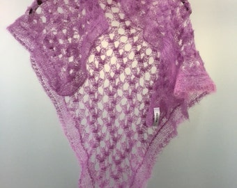 Pink Lady scarf