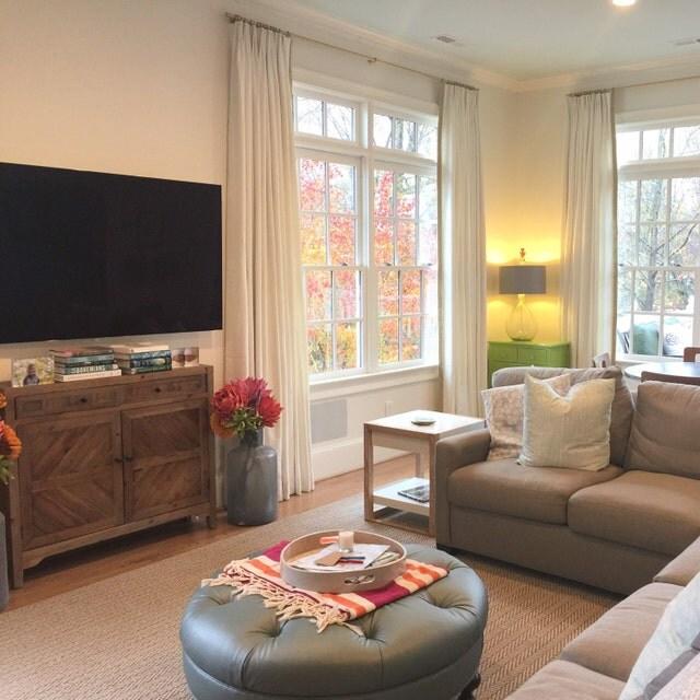 Custom Window Treatments And Home Decor By Recreateyour On