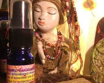 SOLD OUT Lucid Dream and Refreshing Sleep Assist Elixir Spray, 22 Essential Oils & Flower Essence Blend