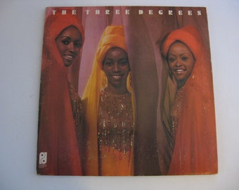 The Three Degrees - The Three Degrees  - Circa 1973