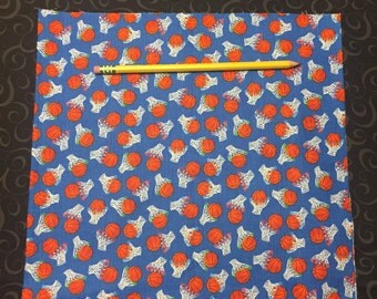 Basketball Pencil Case, Coin Purse, Wristlet, Cosmetic Bag #105
