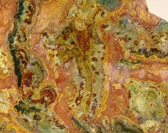 Gorgeous Kaleidoscope Jasper Slab
