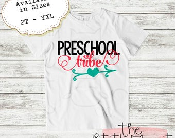 Back to School - First Day of School - 1st Day of School - Preschool - School Shirt - Pre-K - Back To School Shirt - Pre-K Shirt