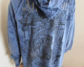 Affliction Long Sleeved Top - Size XL