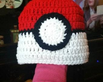 Pokéball hat